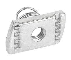 Mini Strut Spring Nuts : Strut Accessories, Concrete Abrasives, Bits